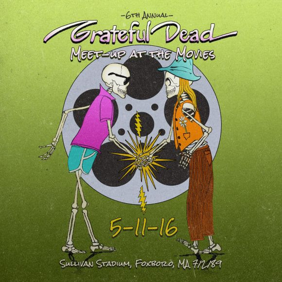 Grateful Dead - Meet-Up at the Movies 2016