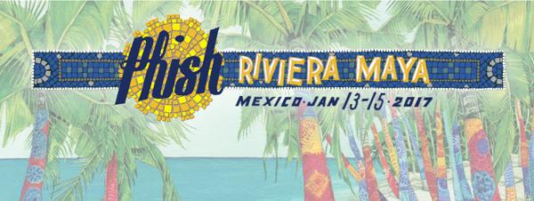 Phish - Riviera Maya 2016