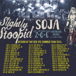 "Slightly Stoopid Summer Tour 2016 ""Return of the Red Eye"" with SOJA"