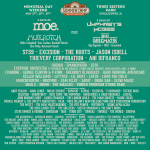 Summer Camp 2016 Lineup featuring Moe., Umprhey's McGee, Mudcrutch & More