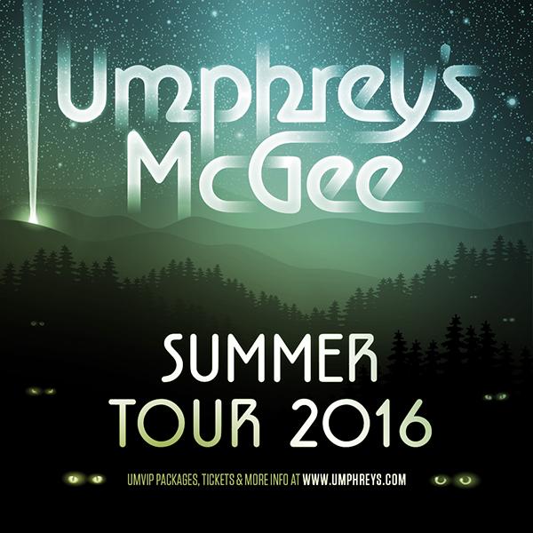 Umphrey's McGee - Summer Tour 2016