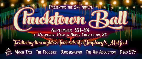 Chucktown Ball 2016
