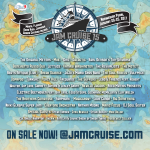 Video ~ Jam Cruise 2017 with The Original Meters, Moe., GRiZ & More