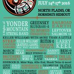 Northwest String Summit 2016 with Yonder Mountain, Greensky Bluegrass, Railroad Earth & More