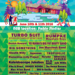 Good People Good Times 2016 with Turbo Suit ft. Joel Cummins, Rumpke Mountain Boys & More