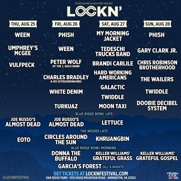 Lockn' 2016