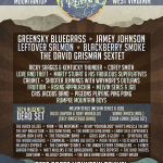 Deep Roots Mountain Revival 2016 with Greensky Bluegrass, Leftover Salmon & More