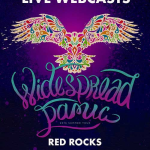 Webcasts ~ Widespread Panic Live at Red Rocks 2016