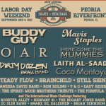 28th Annual Blues & Heritage Featuring Buddy Guy, Mavis Staples, Here Come the Mummies & More