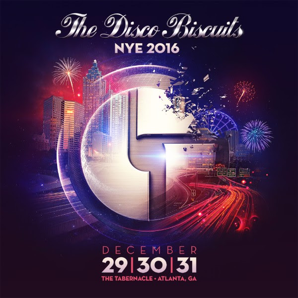 Disco Biscuits - NYE 2016