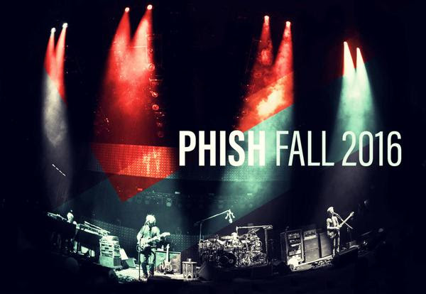 Phish - Fall Tour 2016