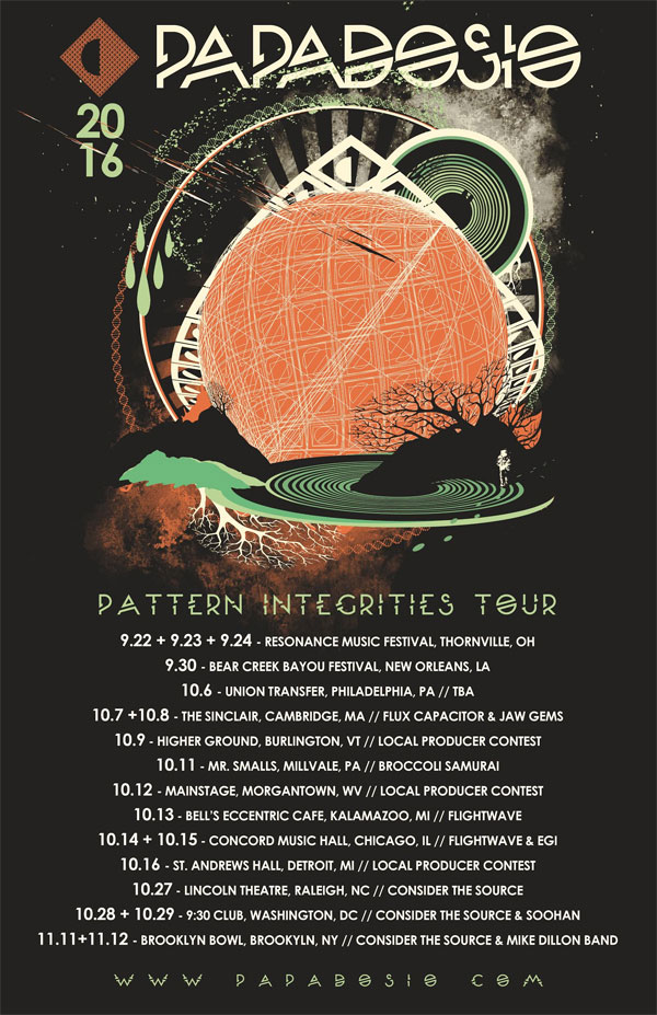 Papadosio - Pattern Integrities 2016