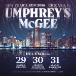 Umphrey's McGee NYE 2016 – Back In Chicago Baby