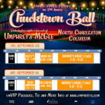 Chucktown Ball 2016 Moved to North Charleston Coliseum
