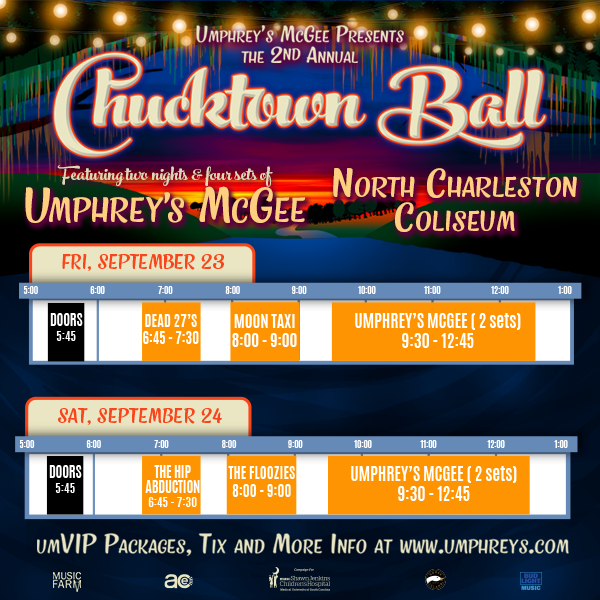 Chucktown Ball 2016 - Moved