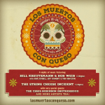 Los Muertos con Queso 2017 with String Cheese Incident, Bob Weir and Bill Kreutzmann & More