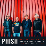 Phish NYE Run 2016 – 4 Nights at The Garden