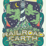 Railroad Earth NYE 2016 Run in Portland, OR