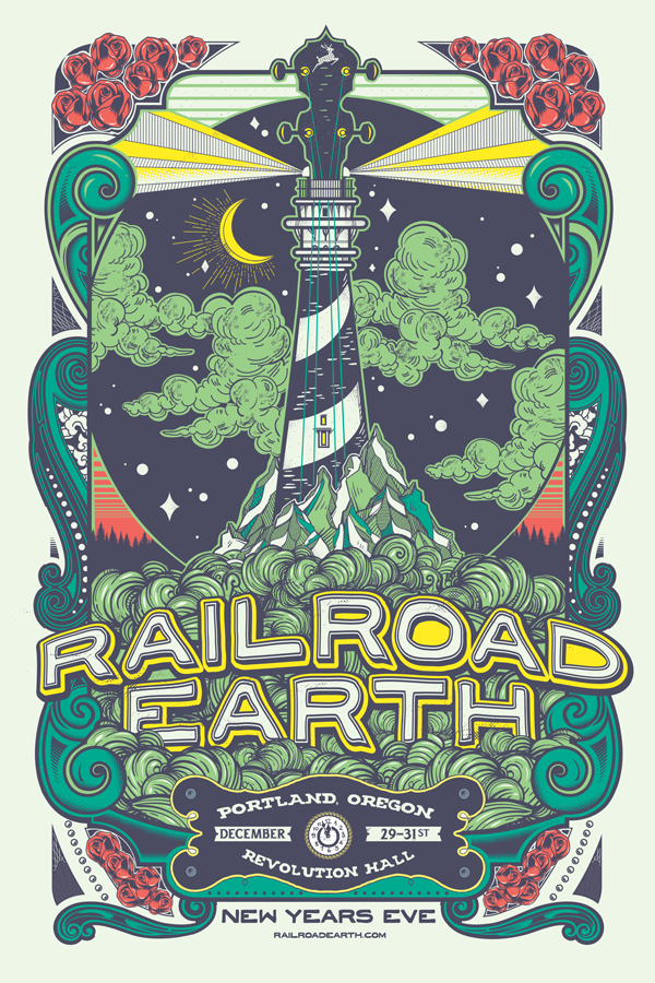 Railroad Earth - NYE 2016