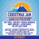 Christmas Jam 2016 with Gov't Mule, Bob Weir, Michael McDonald & More