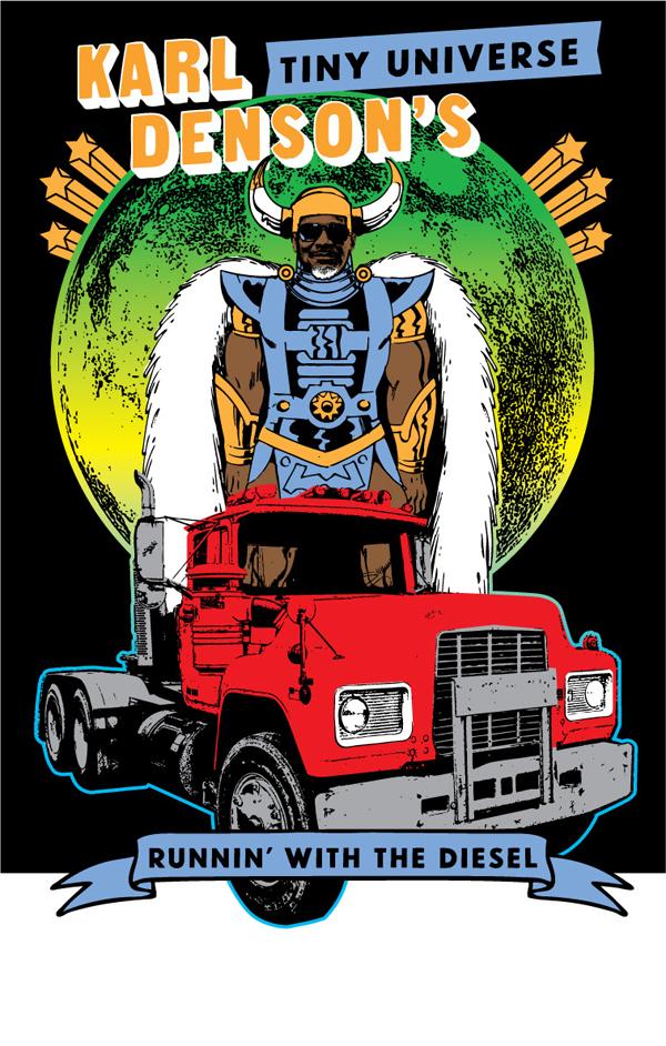 Karl Denson's Tiny Universe - Diesel Tour 2016