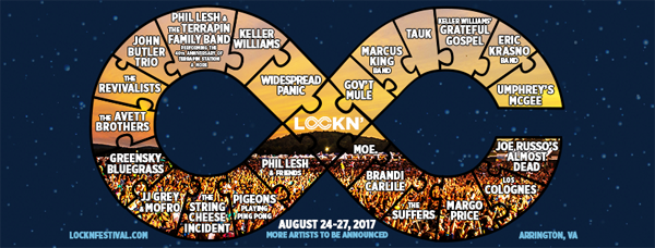 Lockn 2017