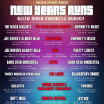 Relix NYE Ticket Giveaway 2016