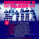 Umphrey's McGee West Coast Tour 2017