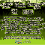 Wanee Festival 2017 Featuring Widespread Panic, Bob Weir, TAB & More