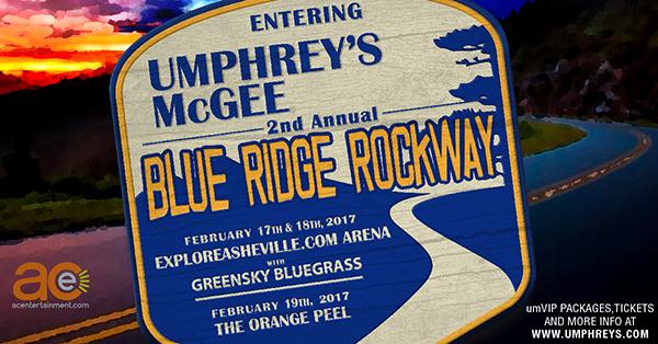 Blue Ridge Rockway 2017