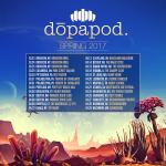 Dopapod Spring Tour 2017