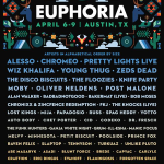 Euphoria 2017 Announce Disco Biscuits, Chromeo, Pretty Lights & More