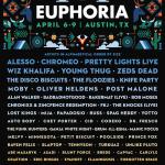 Euphoria 2017 Announce Disco Biscuits, Chromeo, Pretty Lights & More