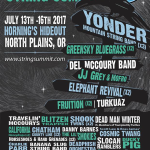 16th Annual Northwest String Summit 2017 with Yonder Mountain, Greensky Bluegrass & More