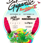 "Big Gigantic at Red Rocks 2016 ""Rowdytown V"""