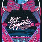 "Big Gigantic Announces ""Rowdytown IV"" 2017"