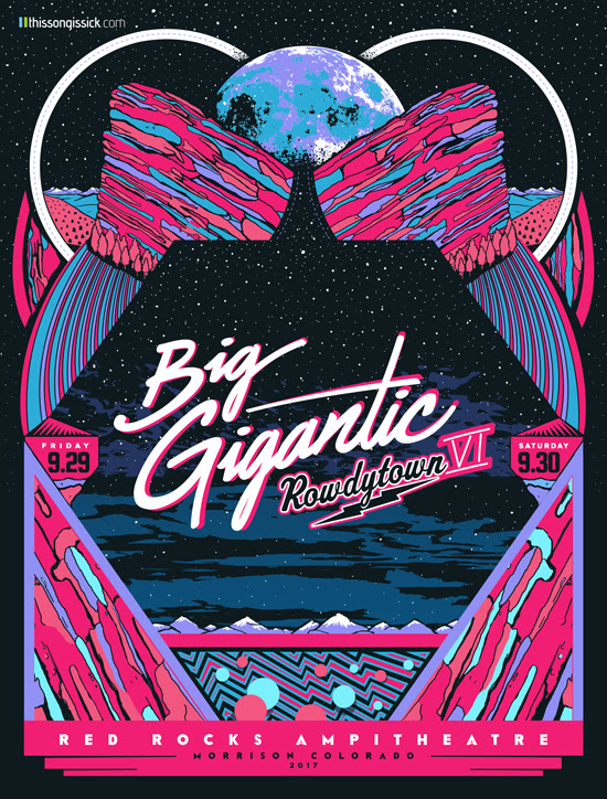 Big Gigantic - Rowdytown 2017