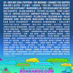 Bonnaroo 2017 with U2, Red Hot Chili Peppers, The Weeknd & More