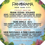 Panorama 2017 at Randall's Island with Frank Ocean, NIN, Tribe Called Quest & More