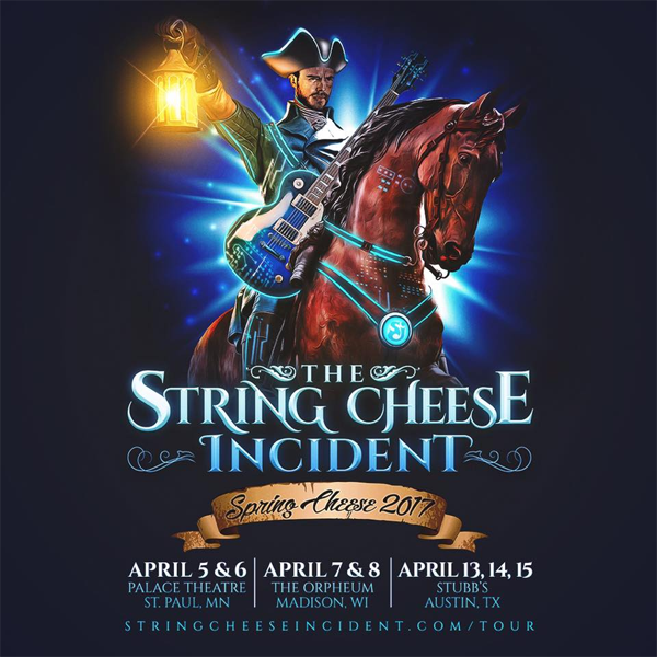 String Cheese Incident - Spring Cheese 2017