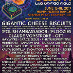 Sonic Bloom 2017 with Gigantic Cheese Biscuits, Polish Ambassador & More