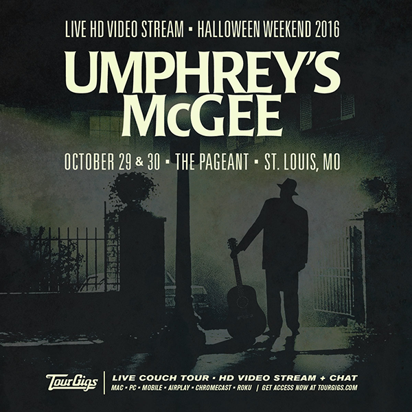 Umphrey's McGee - Halloween 2016