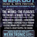 Winter Werk Out 2017 featuring The Werks (2 nights), The Floozies & More