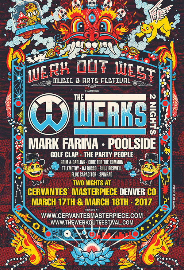 Werk Out West 2017