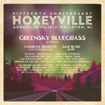 Hoxeyville 2017 Announce Greensky Bluegrass, Charles Bradley, Sam Bush Band & More